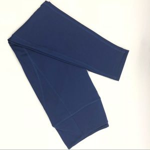 girlfriend collective Pants - Girlfriend collective leggings blue